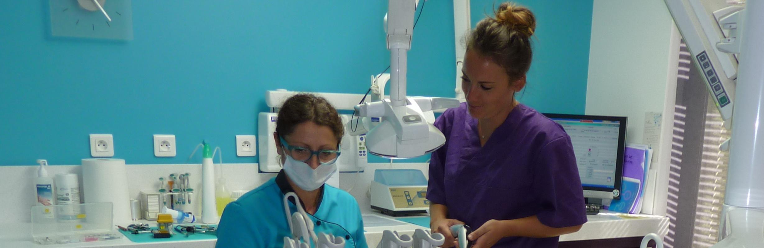 L' Espace Dentaire Castellane
